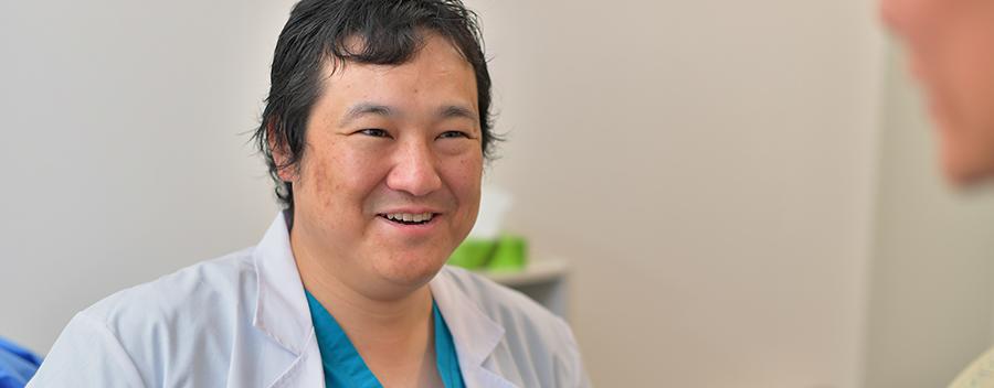 金沢静脈瘤クリニック-診察