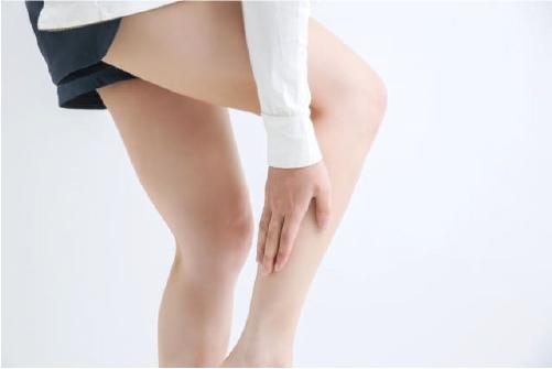 実は下肢静脈瘤の初期症状かも