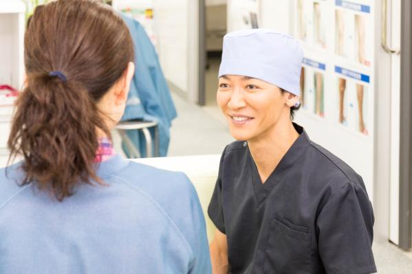 当院の「下肢静脈瘤の治療」へのこだわり