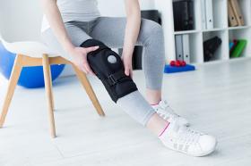 変形性膝関節症予防のための筋力トレーニング