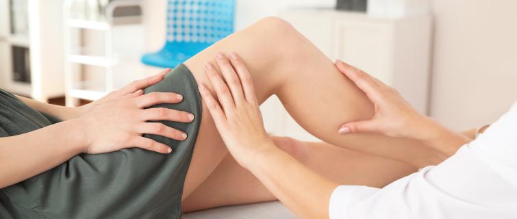 下肢静脈瘤と膝の痛みの関係性